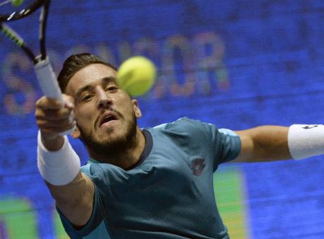 Долгополов вышел вфинал турнира ATP вШэньчжэне
