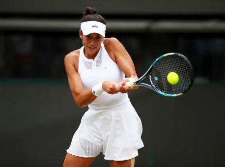 Испанская теннисистка Мугуруса впервый раз вкарьере выиграла Уимблдон