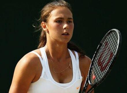 теннис itf москва женщины