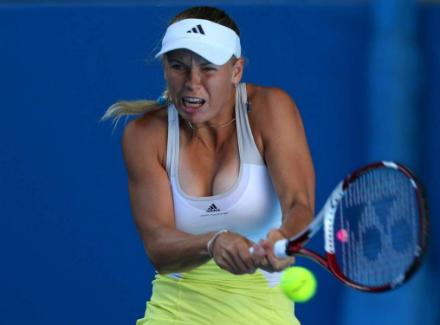 Каролина Плишкова одолела натурнире Qatar Total Open