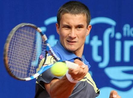 Габашвили проиграл впервом раунде квалификации Australian Open