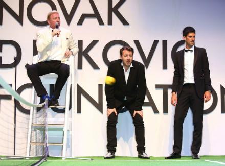 Новак Джокович и Борис Беккер установили новое достижение в истории АТР