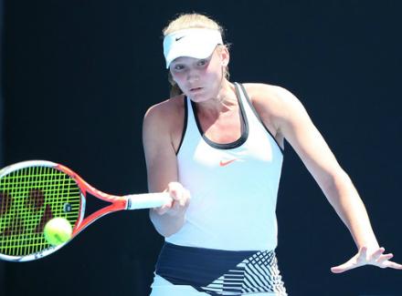 Украинка вышла вфинал Юниорского Australian Open