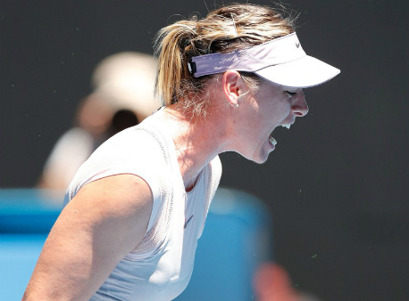 Кербер будет соперницей Шараповой втретьем круге Australian Open