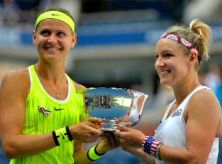 Маттек-Сандс иШафаржова одержали победу наUS Open впарах
