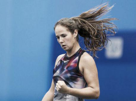 Касаткина проиграла Халеп вчетвертьфинале турнира встолице Китая