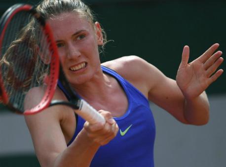 Екатерина Александрова вышла во 2-ой раунд Tashkent Open