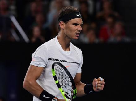 Вфинале Australian Open-2017 сыграют Федерер иНадаль