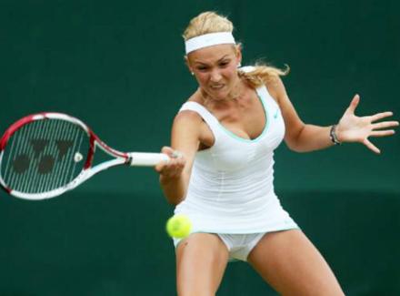 Donna tennis
