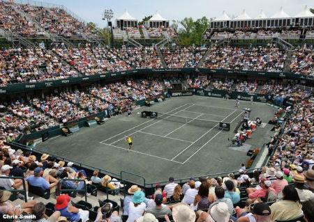 Радваньска и Стосур возглавили посев на турнире в Чарльстоне