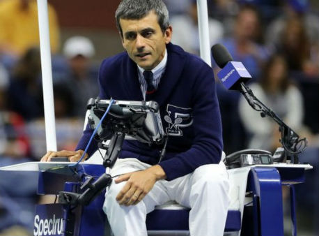 ITF выступила взащиту судьи, которого оскорбила Серена Уильямс