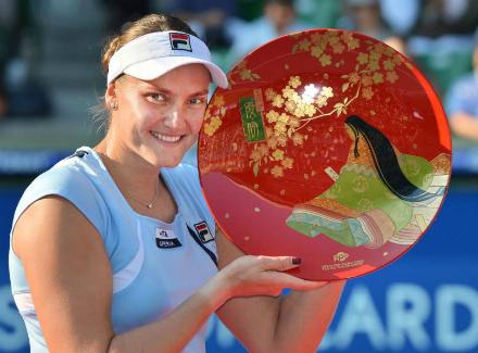 Русская теннисистка Надежда Петрова объявила озавершении карьеры