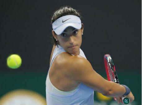 Будущая первая ракетка мира Халеп проиграла вфинале турнира WTA встолице Китая