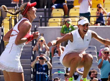 Макарова иВеснина уступили вфинале Рима 21.05.2017 15