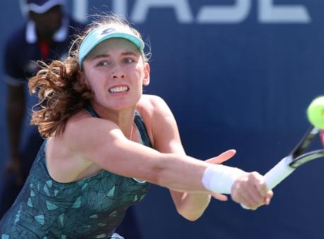 Александрова прошла во 2-ой круг Australian Open