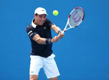 Житель россии Хачанов вышел вфинал теннисного турнира вМарселе