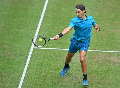 Роджер Федерер: По-прежнему убеждён, что игра с лёта может приносить успех