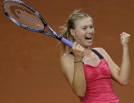Мария Шарапова возвратится вбольшой теннис после 15-месячной дисквалификации