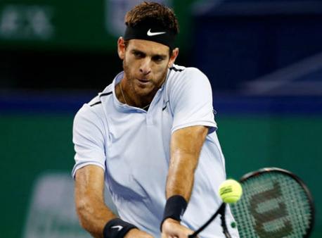 Федерер одержал победу 7-мой турнир всезоне, обыграв дель Потро вБазеле
