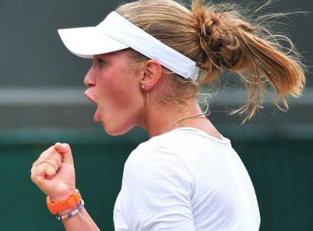 Цуренко вышла восновную сетку турнира в столице России