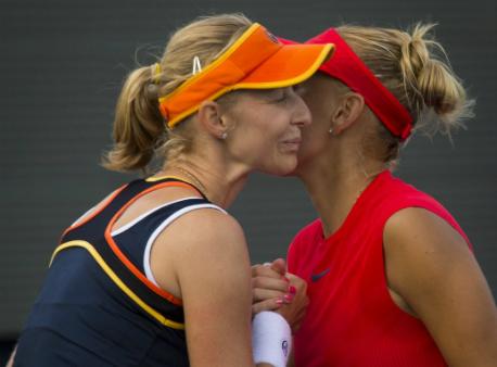 Веснина иМакарова возглавят парную Чемпионскую гонку WTA