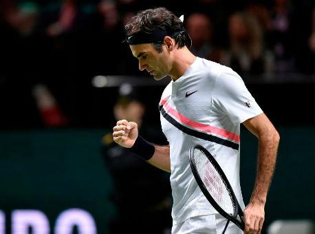 Роджер Федерер— самый возрастной лидер рейтинга АТР вистории