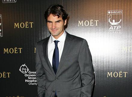 Роджер Федерер. Порох в пороховницах