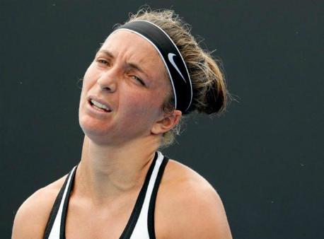 Итальянская теннисистка Сара Эррани подозревается вупотреблении допинга