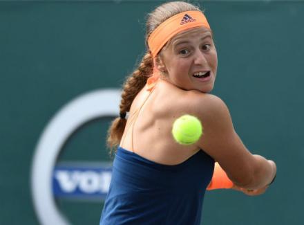 Дарья Касаткина выиграла 1-ый турнир WTA вкарьере