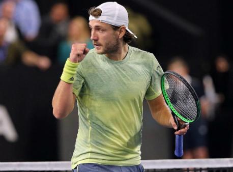 Белорус Илья Ивашко проиграл вполуфинале теннисного турнира вМарселе
