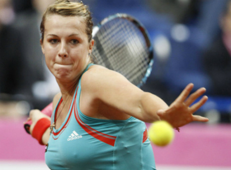 Анастасия Павлюченкова вышла вфинал турнира вТокио