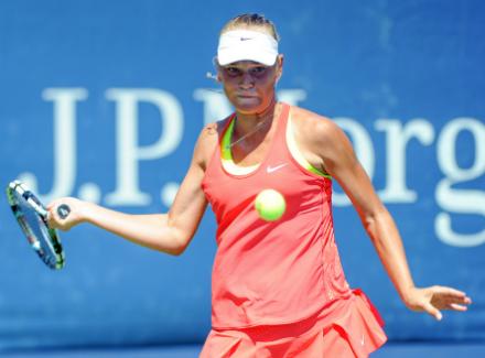 Потапова проиграла вчетвертьфиналеUS Open среди девушек