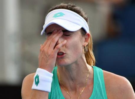 Французскую теннисистку Корне признали виновной в несоблюдении антидопинговых правил