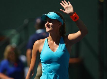 Федерер обыграл Надаля ивышел в ¼ финала турнира вИндиан-Уэллсе
