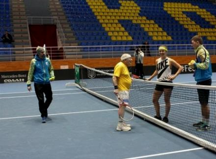 Цуренко обыграла лидера австралийской сборной— Кубок Федерации