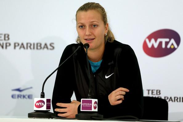 petra+kvitova+teb+bnp+paribas+wta+championships+6lgmkn0dcx9l.jpg Итоговый чемпионат WTA 2012. День второй. Первые ракетки