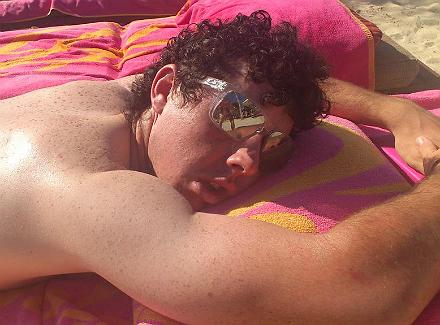 a75o64wcuaamxql.jpg Каролин Возняцки: Отомстила Рори, выложив его фотографию во сне