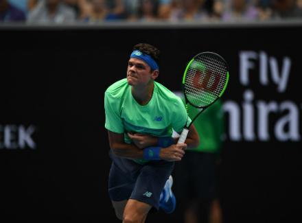 Первая ракетка мира Энди Маррей покинул Australian Open