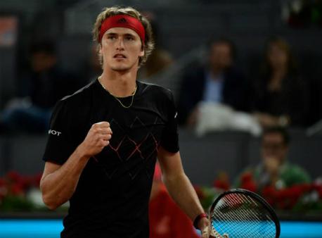 Шаповалов вышел вполуфинал «Мастерса» вМадриде, одолев втрёх сетах Эдмунда