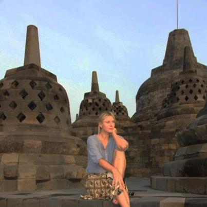 46548 10151085285797680 2106365385 n.jpg Мария Шарапова: Восход солнца в Индонезии   лучшее, что я когда либо видела