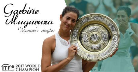 Надаль иМугуруса— лучшие теннисисты года поверсии ITF