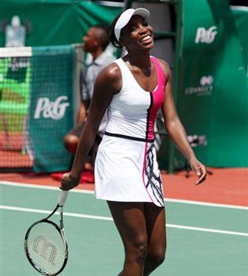 will.jpg Сёстры Уильямс провели выставочный матч в Нигерии