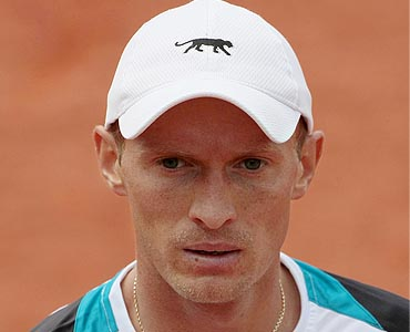 French Open. Давыденко одолел Вавринку в 3-м круге