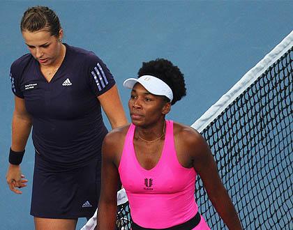Анастасия ставки Венус на Уильямс матч Павлюченкова